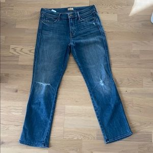 Mother Rascal Ankle Jean